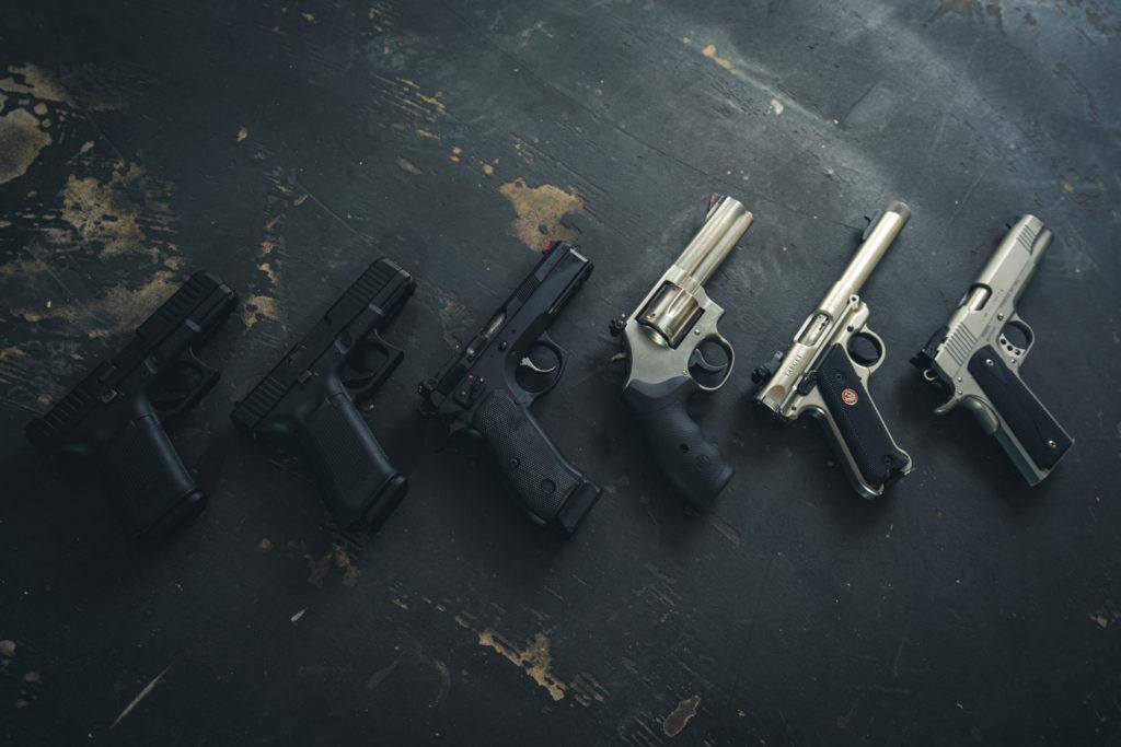initiation tir sportif pistolet