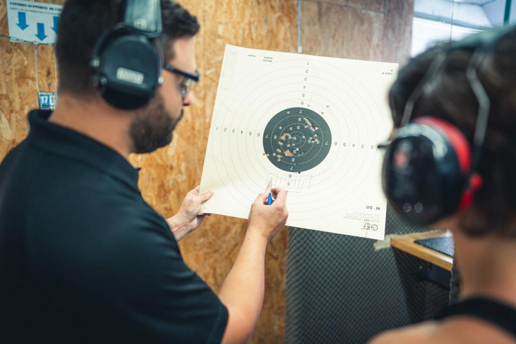 apprendre à tirer