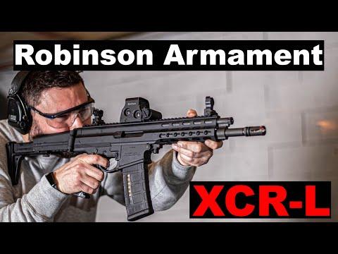 Carabine Robinson Armament XCR-L