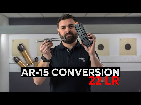 Conversion AR15 CMMG 22lr