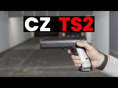 pistolet CZ TS2